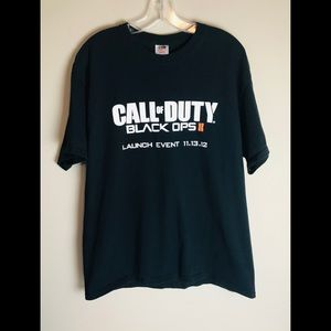 CALL OF DUTY Black Ops II Launch Event Men's  XL